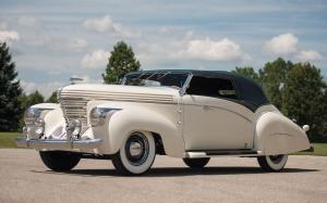 1938 Graham Model 97 Supercharged Cabriolet by Saoutchik