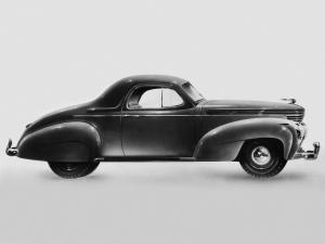 1939 Graham Model 97 Coupe by Pourtout