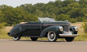 1939 Graham Model 97 Supercharged Convertible by Vesters & Neirinck