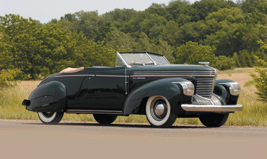 Graham Model 97 Supercharged Convertible by Vesters & Neirinck (505389) '1939