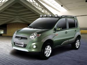 Great Wall Peri SUV Concept 2007 года