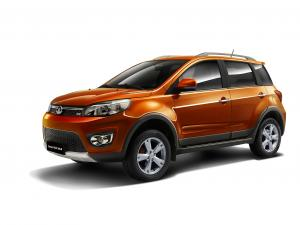 Great Wall Haval M4 2012 года