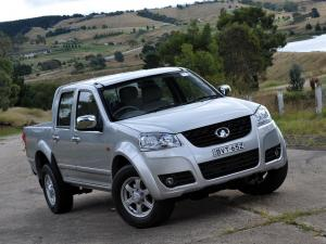 2012 Great Wall V240 Dual Cab