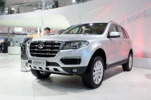 Great Wall Haval H7 2013 года