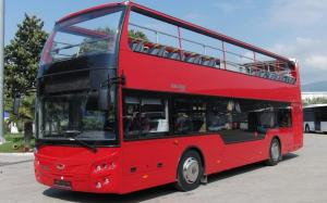 Guleryuz Cobra Open Top Double Decker '2014