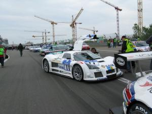 2008 Gumpert Apollo Hybrid 24h Nurburgring