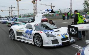 Gumpert Apollo Hybrid 24h Nurburgring 2008 года