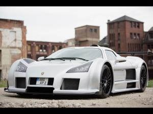 Gumpert Apollo Sport 2009 года