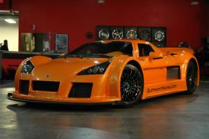 2010 Gumpert Apollo