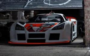 2014 Gumpert Apollo by Tattooist Aleksy Marcinow