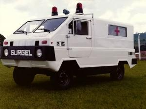Gurgel G-15 Ambulancia '1979