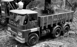 1960 Guy Warrior Light 6 Dumper