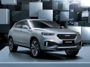 Haval Coupe Concept 2014 года
