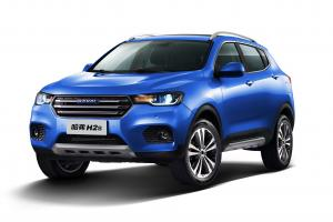 2016 Haval H2s Blue Label