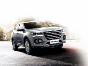 2017 Haval H6 Red Label