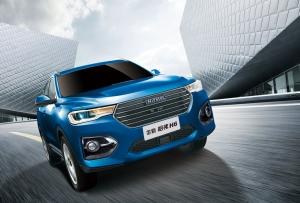 2018 Haval H6 Blue Label