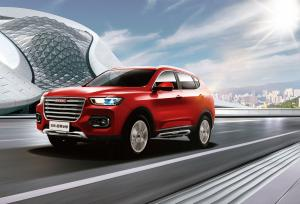 2018 Haval H6 Red Label