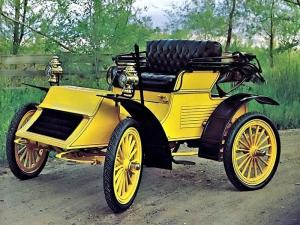 1902 Haynes-Apperson 6 HP Runabout