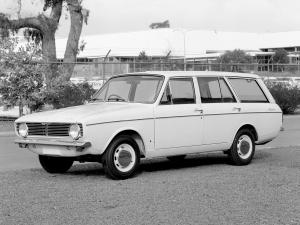 Hillman Hunter Safari 1966 года (AU)