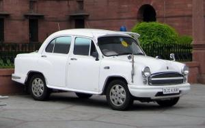Hindustan Ambassador Grand Government