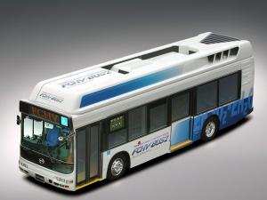 2005 Hino Blue Ribbon City FCHV