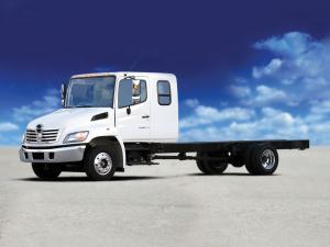 Hino 258ALP Extended Cab 2007 года