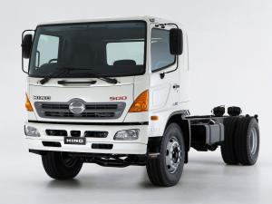 Hino 500 GH 1727 Chassis 2008 года