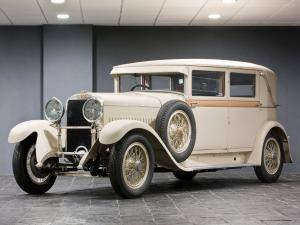 1922 Hispano-Suiza T49 by Weymann