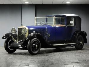 1925 Hispano-Suiza H6B Coupe Chauffeur by Kellner