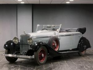 Hispano-Suiza HS26 Torpedo by Felber 1934 года