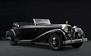 Hispano-Suiza K6 Cabriolet by Letourneur & Marchand '1935