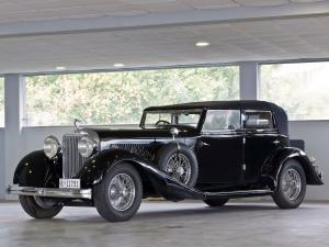 1935 Hispano-Suiza T56 Torpedo by Fiol