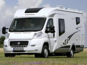 2010 Hobby Van Exclusive DL 500 GESC