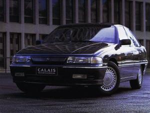 Holden Calais International 1991 года