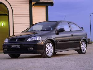 1998 Holden Astra SRi 3-Door