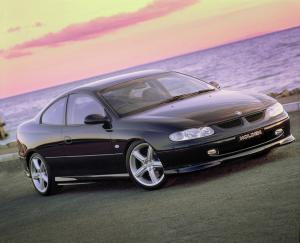 1998 Holden Coupe Concept