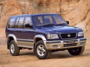 1998 Holden Jackaroo 5-Door