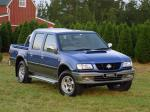 Holden Rodeo Dual Cab 1998 года