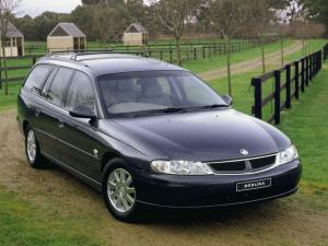2000 Holden Berlina Wagon