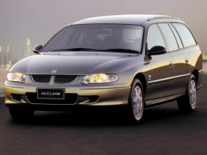 2000 Holden Commodore Acclaim Wagon