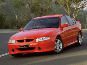2000 Holden Commodore S