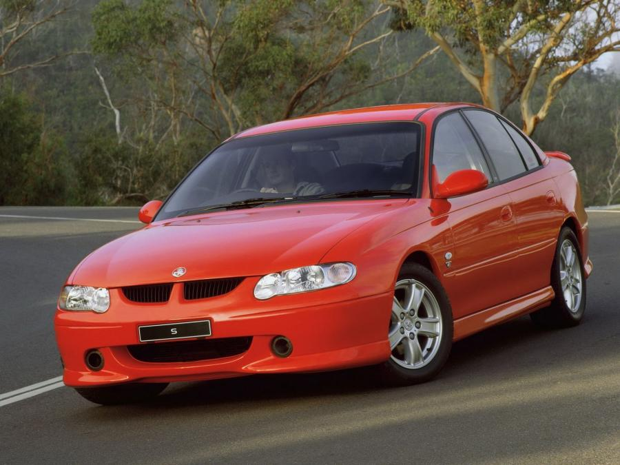 Holden Commodore S