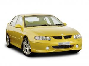Holden Commodore SS 2000 года