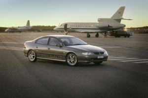 2000 Holden ECOmmodore Concept