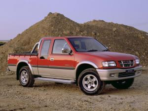 Holden Rodeo LT Sport Space Cab 2000 года