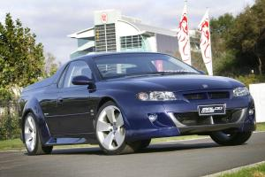 2001 Holden HSV Maloo Concept