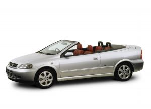 Holden Astra Convertible 2002 года