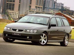 2002 Holden Berlina Wagon