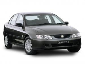 Holden Commodore Executive 2002 года