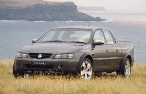 Holden Cross 8 Concept 2002 года